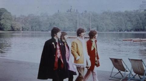 The Beatles - All You Need Is Love -Slideshow- HD