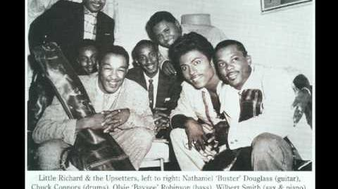 UPSETTERS (Little Richard) Every night about this time R B
