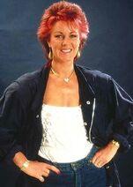 Anni Frid Lyngstad 80s