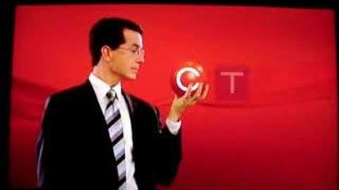 CTV Ident with Stephen Colbert