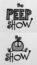 The Peep Show opening frames
