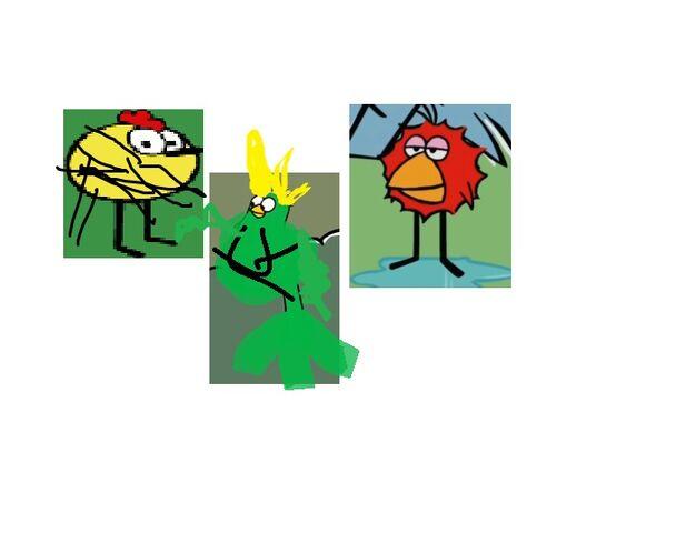File:Wet birds.jpg