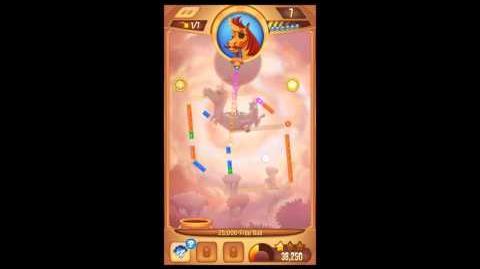 Peggle Blast Level 195 - Battle 2 of 3