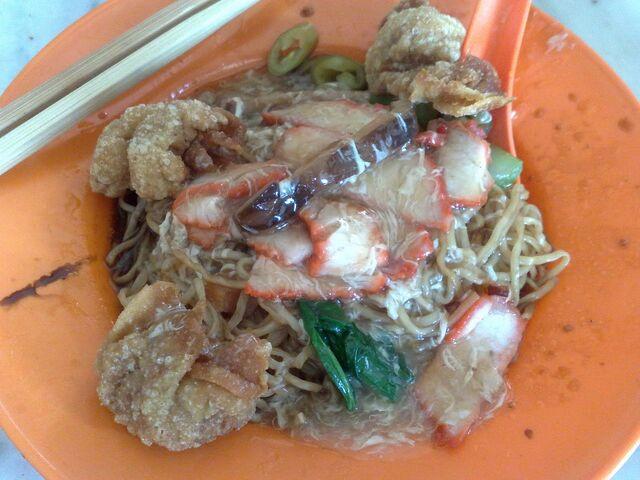 File:Wan tan mee, Pulau Tikus, George Town, Penang.jpg