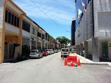 Amoy Lane, George Town, Penang