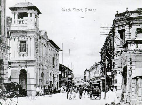File:Beach Street, George Town, Penang (old).jpg