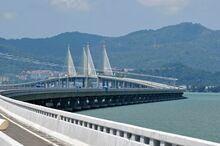 Penang-Second-Bridge