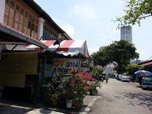 Presgrave Street Ghaut, George Town, Penang