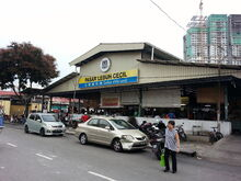 Cecil Street Market, George Town, Penang