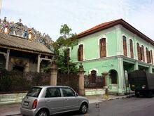 Chung Keng Kwee Temple, George Town, Penang