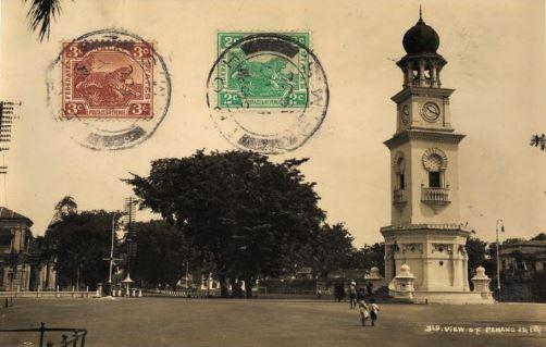 File:Light Street, George Town, Penang (1930s).JPG