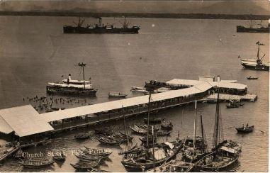 File:Church Street Pier, George Town, Penang (1930).JPG