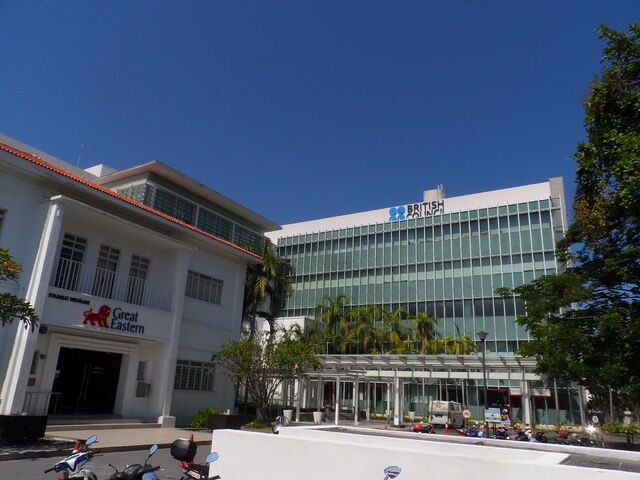 File:British Council & Chung Siew Yin Building (Great Eastern), George Town, Penang.JPG
