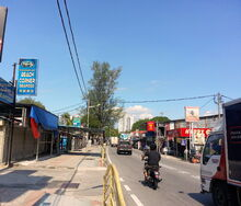Batu Ferringhi Road, Penang