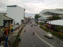 Prangin Road, George Town, Penang