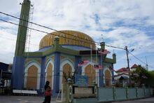 Masjid Tuan Guru, Tanjung Tokong, George Town, Penang
