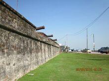 Fort Cornwallis, George Town, Penang