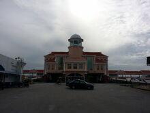 Swettenham Pier, Weld Quay, George Town, Penang