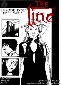 TheLine 1x02 cover