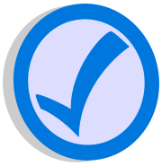 File:Blue check.png