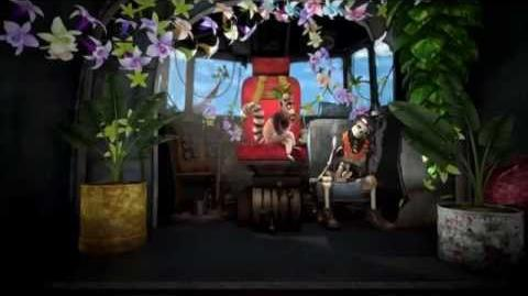 A really good one. (All hail King Julien)-(HD)