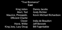 True Bromance Voice Cast
