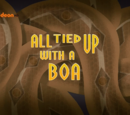 All Tied Up With a Boa