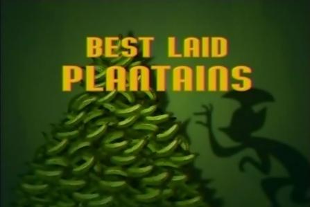 Best Laid Plantains Title