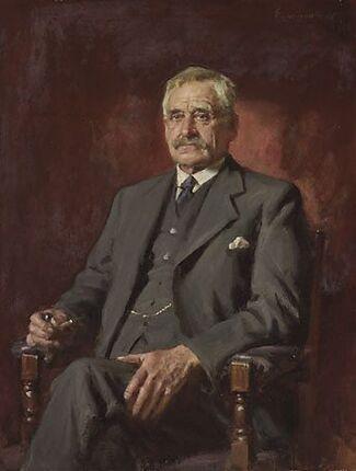 John Longstaff - Banjo Paterson, 1935 (1)
