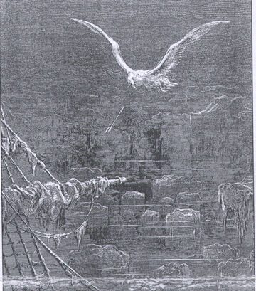 The rime of the ancient Mariner - Coleridge
