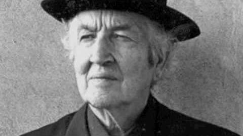 Robert Graves reads To Juan at the Winter Solstice