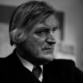 Ted-Hughes-March1993