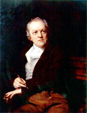 William Blake by Thomas Phillips (1)