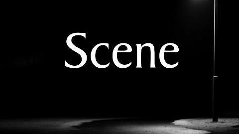 Scene, a poem by Bob MacKenzie
