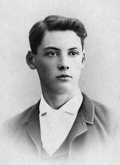 Edwin Arlington Robinson 1888