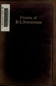Poemsofrlstevenson