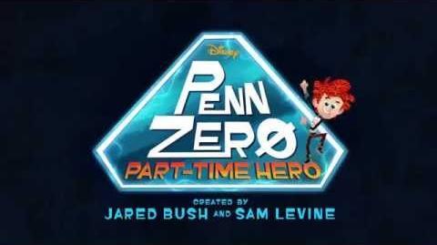 Penn Zero Part-Time Hero - Intro 1080p