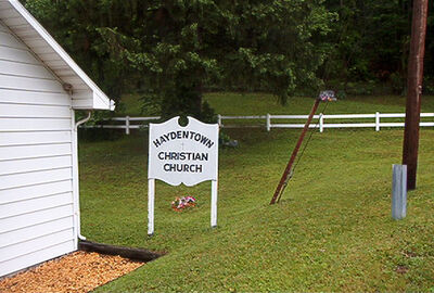 Haydentown Christian Church
