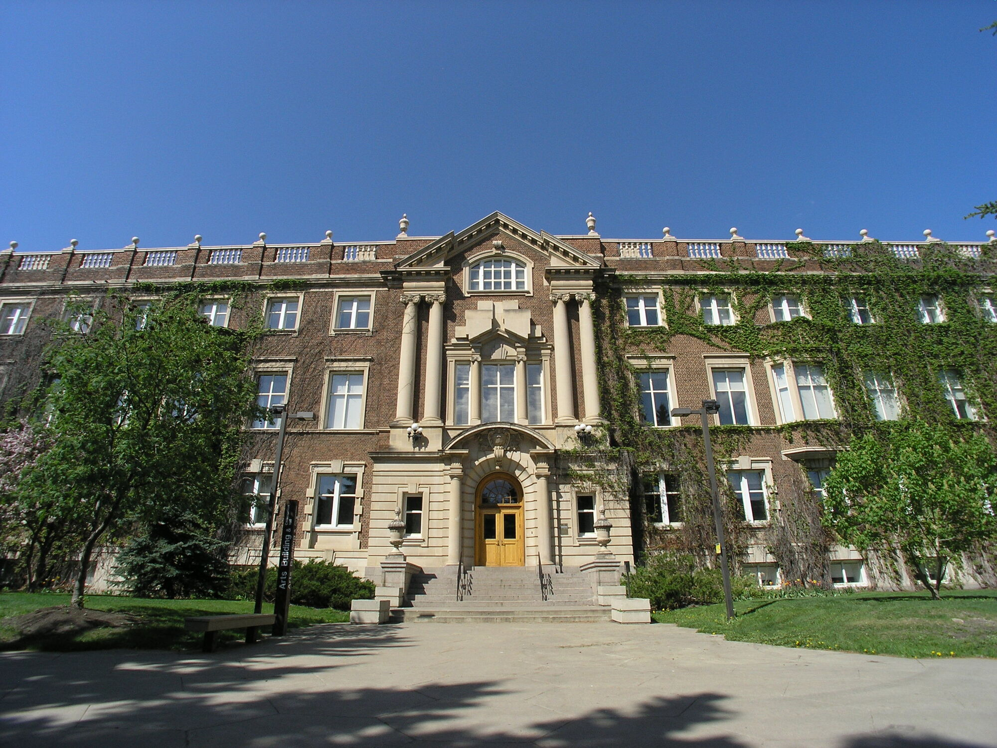 University of Alberta   People Don't Have to Be Anything ...