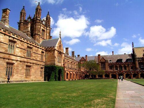 University of Sydney Main Quadrangle