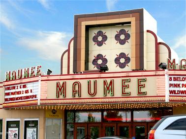 Maumee suburb