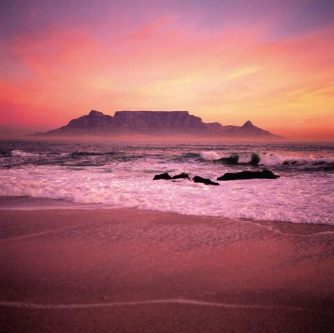 File:(South Africa) - Table Mountain - The Landmark of Cape Town 1.jpg