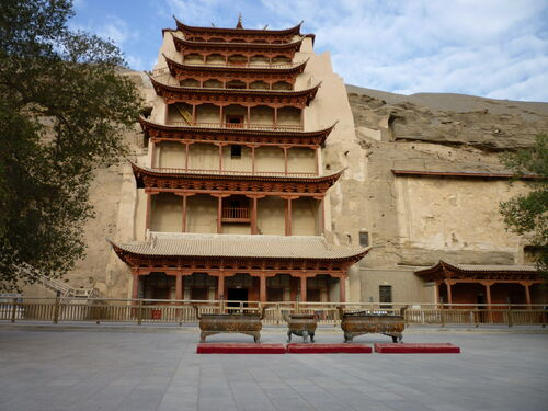 MaGao-Grottoes-of-Dunhuang