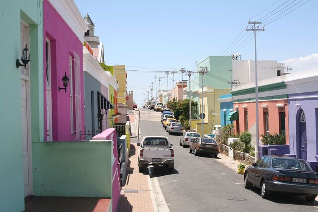 File:Cape Town Bo-Kaap city street.jpg