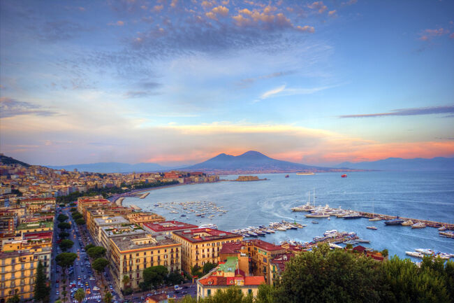 Beautiful gorgeous Naples