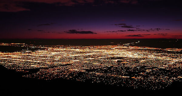 Albuquerque-Night
