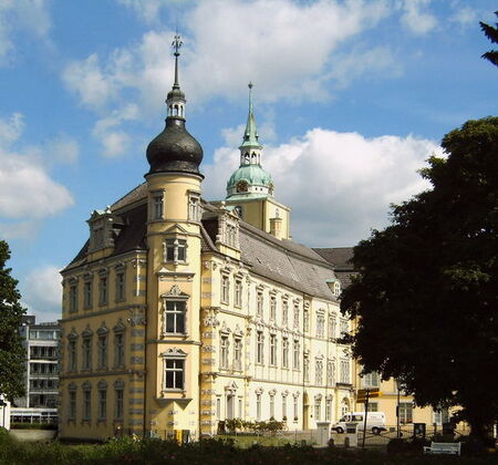 Oldenburg Castle