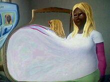 Dorothy Sekemoto Big Fat Belly-0