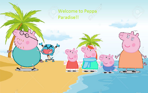 Peppa Paradise