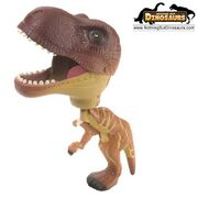 Wild-republic-large-brown-t-rex-tyrannosaurus-dinosaur-chomper-toy-nothing-but-dinosaurs-dino-nbd